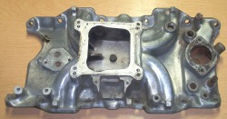 'Before' picture of Jim's intake manifold
