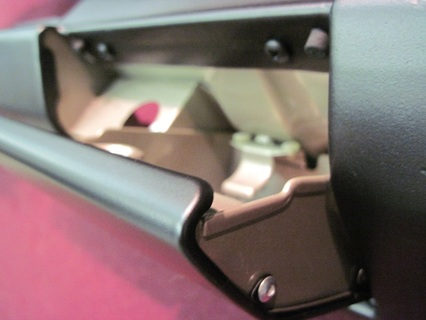A Body Mopar dash assembly close up featuring its custom ashtray in GM Silver